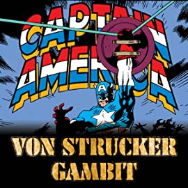 Captain America: Von Strucker Gambit