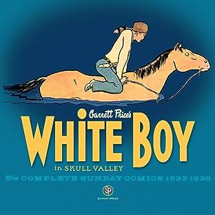 White Boy in Skull Valley