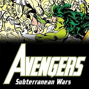 Avengers: Subterranean Wars