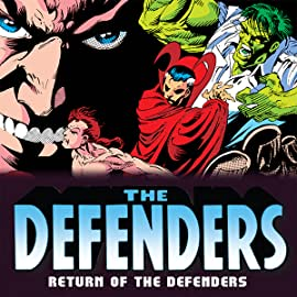 Defenders: Return Of The Defenders