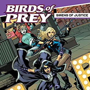 Birds of Prey: Sirens of Justice