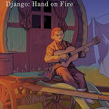 Django: Hand on Fire