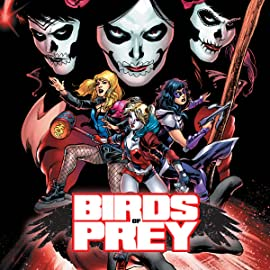 Birds of Prey (2020-)