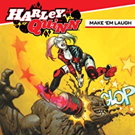 Harley Quinn: Make 'em Laugh