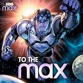 HBO MAX Digital Comic (2020)