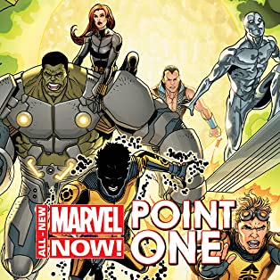 All-New Marvel Now! Point One
