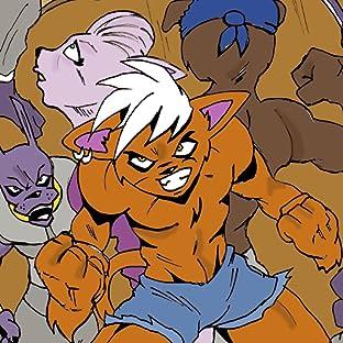 Bandit Cat Crew, Vol. 1: 1
