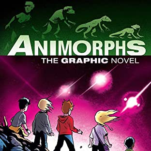 Animorphs Graphic Novels