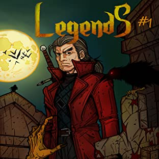 LEGENDS, Vol. 1: LEGENDS