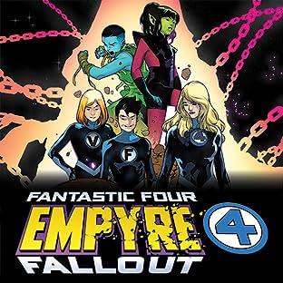 Empyre: Fallout Fantastic Four (2020)