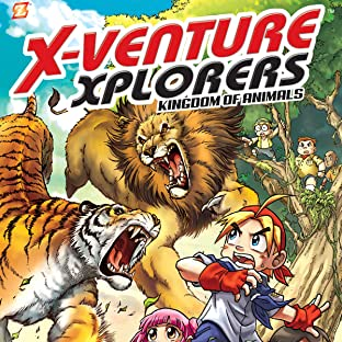 X-Venture Xplorers: Kingdom of Animals