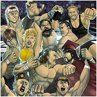 The Comic Book Encyclopedia of Pro Wrestling