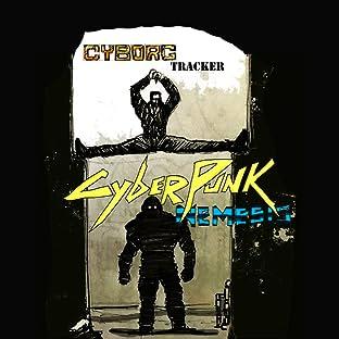 Cyborg Tracker: Cyberpunk Nemesis
