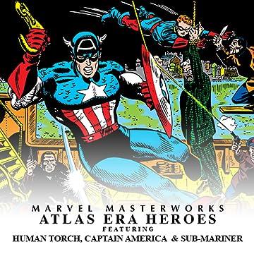Marvel Masterworks: Atlas Era Heroes
