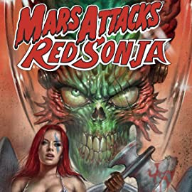 Mars Attacks Red Sonja