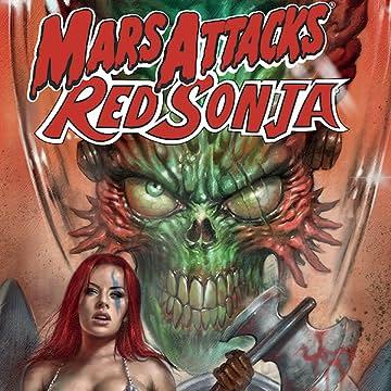 Mars Attacks Red Sonja