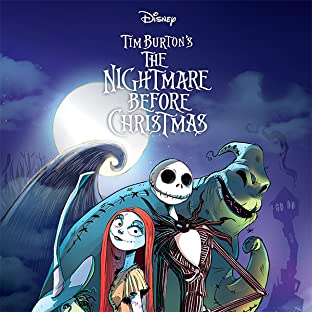 Disney The Nightmare Before Christmas