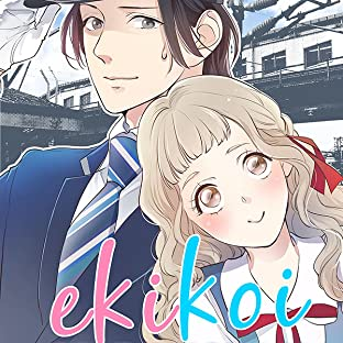 Ekikoi: The Young Miss Falls for the Station Attendant (Media Do)