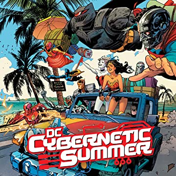 DC Cybernetic Summer (2020)