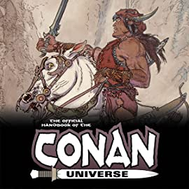 The Official Handbook Of The Conan Universe Anniversary Edition (2020)