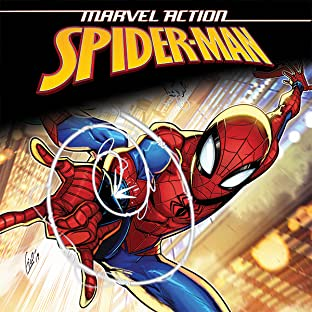 Marvel Action Spider-Man (2020-)