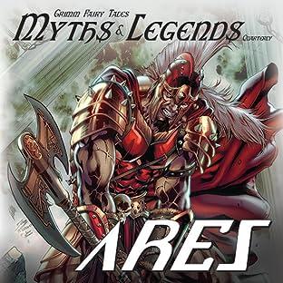 Myths & Legends Quarterly: Ares