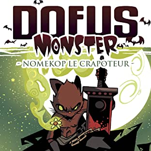 Dofus Monster : Nomekop le Crapoteur