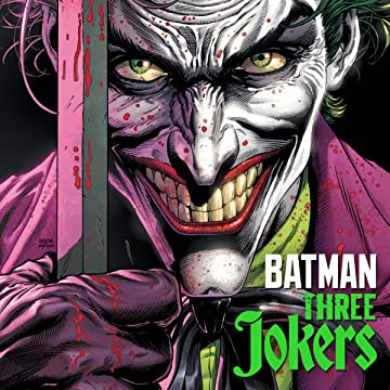 Batman: Three Jokers (2020)
