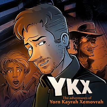 YKX - The Adventures of Yorn Kayrah Xemovrah