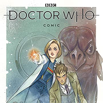 Doctor Who Comics