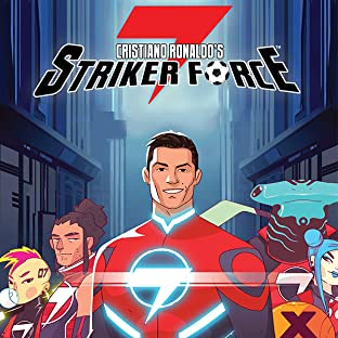CRISTIANO RONALDO'S: STRIKER FORCE 7, Vol. 1: (Book 1)
