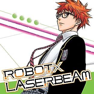 ROBOTxLASERBEAM