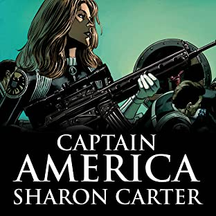 Captain America: Sharon Carter