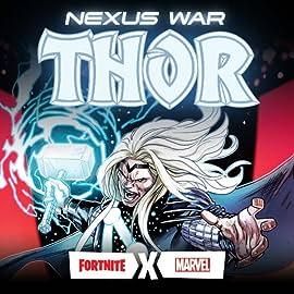 Fortnite x Marvel - Nexus War (Arabic)