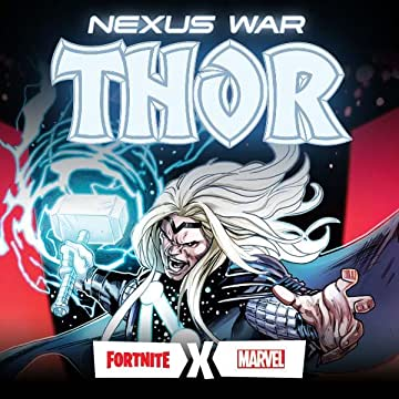Fortnite x Marvel - Nexus War (French)