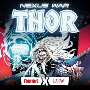 Fortnite x Marvel - Nexus War (Simplified Chinese)