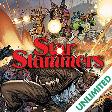 Star Slammers: Re-mastered!
