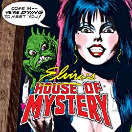 Elvira's House of Mystery (1986-1987)