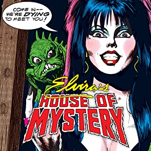 Elvira's House of Mystery (1986-1987)