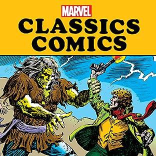 Marvel Classics Comics (1976-1978)