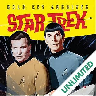 Star Trek: Gold Key Archives