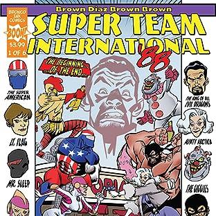 SUPER TEAM INTERNATIONAL '88, Vol. 1
