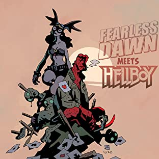 Fearless Dawn Meets Hellboy