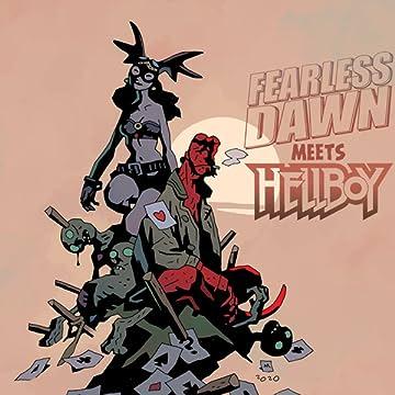 Fearless Dawn Meets Hellboy