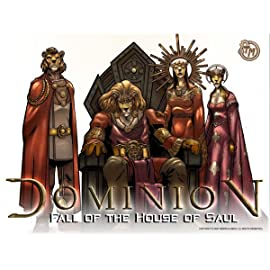 DOMINION Special Edition, Vol. 1: Fall of the House of Saul