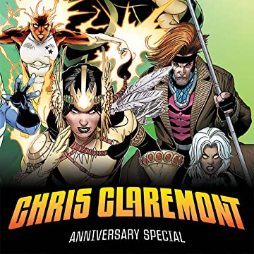 Chris Claremont Anniversary Special (2021)