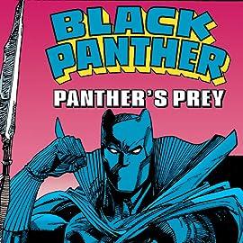 Black Panther: Panther's Prey (1991)