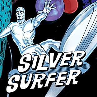 Silver Surfer (2014-2015)