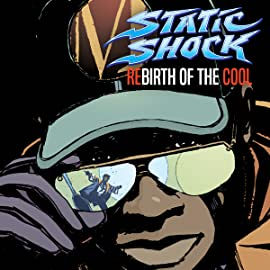 Static Shock!: Rebirth of the Cool (2000)