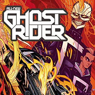 All-New Ghost Rider (2014-)